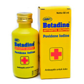 BETADINE Solution 60ml