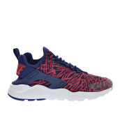NIKE Air Huarache Run Ultra Woman - Red/Navy