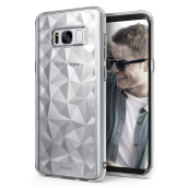 RINGKE Air Prism Case for Galaxy S8 Plus - Clear
