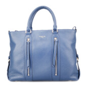 GOBELINI Zip Tote Navy Ladies [AZ03102067005]