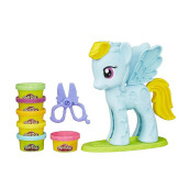 PLAY-DOH Rainbow Dash Style Salon PDOB0011