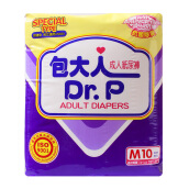 DR. P Adult Diapers Spesial M (Isi 10pcs)