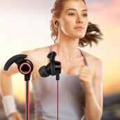 [Kingstore]AX-02 Comfortable Wireless Bluetooth V4.1 Running Noise Reduction Earphone