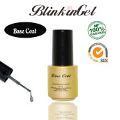 BlinkinGel 6ml UV Gel Base and Top Coat the for Nails Primer Transparent Gel Polish Lot Soak Off Wipes Base Coat UV Matte Top