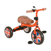 LONDON TAXI Sepeda anak Trike - Red