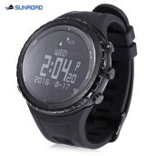 SUNROAD FR803 Sports Smart Watch Altimeter Barometer Pedometer Thermometer Compass Wristwatch