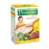 PROMINA 8+ Bubur Daging & Brokoli Box - 100gr