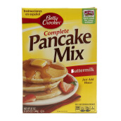 BETTY CROCKER Complete Butermilk Pancake 37 oz