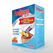 PRODUGEN Stick Pack Vitafirst Chocolate 10s