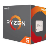 AMD Ryzen 5 1600X 3.6 GHz AM4 Processor
