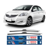 BOSCH Wiper Clear Advantage Vios 24 & 14 Inch