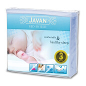 JAVAN Bedshield Platinum Series Queen Blue