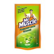 MR. MUSCLE Axi Keramik Apple Pouch 800ml