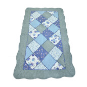VINTAGE STORY Carpet Shabby Patchwork CSP03