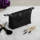 Candy Color Ladies MakeUp Folding Handbag Storage Waterproof Wallet Travel Bag