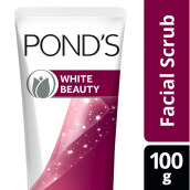 PONDS White Beauty Sun Dullness Face Scrub 100g