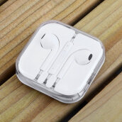 [Kingstore]Brand New in Box Headset Earphone Head phone with Remote & Mic for iPhone 5