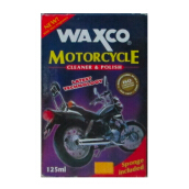 WAXCO Motorcycle Cleaner & Polish WX-125-MC