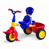 LITTLE TIKES 4-in-1 Trike - Primary 627354