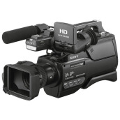 Sony Professional HXR-MC2500 Shoulder Mount AVCHD Camcorder Black