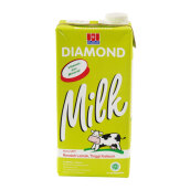 DIAMOND Milk UHT Low Fat High Calcium 1l