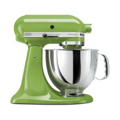 KITCHENAID Artisan Series 4.8 L - 5KSM150PSEGA Tilt-Head Stand Mixer/Green Aple