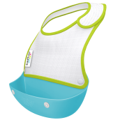 BROTHER MAX 2 Catch & Fold Bibs - Blue
