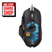Logitech G 502 Proteus Spectrum Gaming Mouse