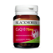 BLACKMORES CoQ10 75 Mg (30)