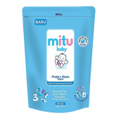 MITU Baby Wipes Refill 60s - Blue
