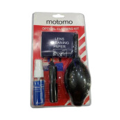Cleaning Kit Motomo Black