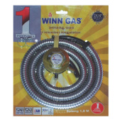 WINN GAS Paket Reg. Selang Flexible W118 NM