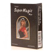 SUPER MAGIC Tissue Man Box (6 Sachets)