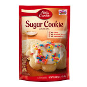 BETTY CROCKER Cookies Pouches Sugar Cookie 496g