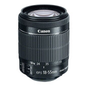 CANON EF M18-55mm F/3.5-5.6 IS STM Lensa Kamera