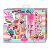 HOT FOCUS Scented Diary Set - Sweets 258SC