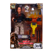 POWER TEAM World Peacekeepers Elite with Accessories 039802-1
