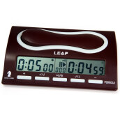 LEAP PQ9903A Professional Chess Clock I-go Count Up Down Timer for Game Competition
