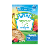 HEINZ Baby Summer Fruit Ceral Box - 120gr