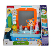 FISHER PRICE Laugh & Learn Let's Get Ready Sink 6DHC27