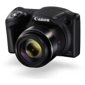 CANON PowerShot SX430 IS - Black