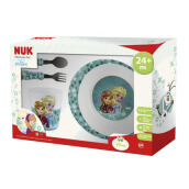 NUK Frozen Tableware Set 4 pcs