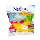 3M NEXCARE Daily Shower Puff (Warna Tergantung Stok)
