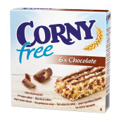 CORNY Free Chocolate 120g