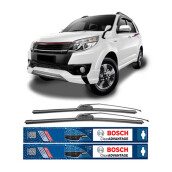 BOSCH Wiper Clear Advantage Rush  21 & 18 Inch