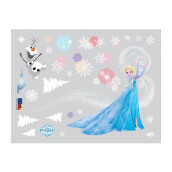 HYUNDAE FIXPIX Point Sticker Frozen DS56196