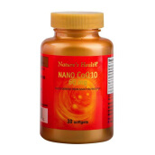 NATURE'S HEALTH Nano CO-Q-10 60mg 30 Softgels