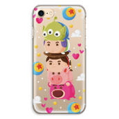 CASETOMIZE Classic Hard Case  for Apple iPhone 6 / 6 s - Chubby Toy Story Mountain