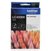 BROTHER LC-400 ink - Black