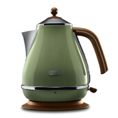 DELONGHI Electric Kettle KBOV2001.GR - Green
